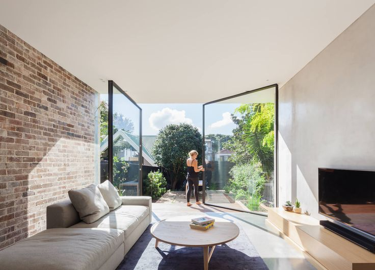 Living Room   D House by Marston Architects   est living