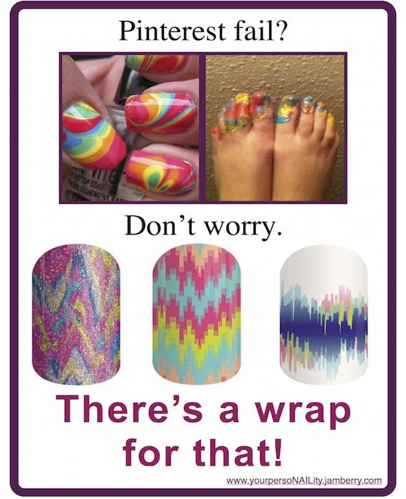 Jamberry Wraps are an easy DIY-fix to achieve those gorgeous nails you want! https://yourpersonaility.jamberry.com/au/en/