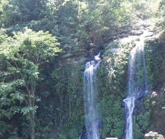 Tamaraw Falls in Puerto Galera - Puerto Galera Tamaraw Falls
