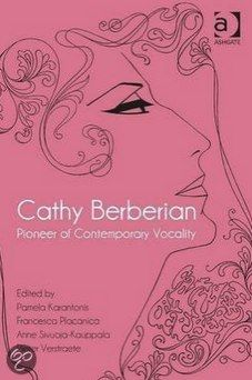4/53 van @tdrks. #boekperweek. Cathy Beberian - Pioneer of Contemporary Vocality. Recensie te lezen op http://www.cultureelpersbureau.nl/2015/02/stemkunstenares-cathy-berberian-was-niet-de-vrouw-van/