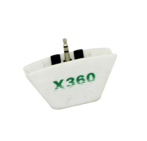 XBox 360 Compatible Headset Transformer. Video Game Accessory. Ships from our China Warehouse. Delivery 7-30 days.
