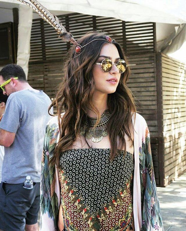 Thaila Ayala, Coachella 2016.
