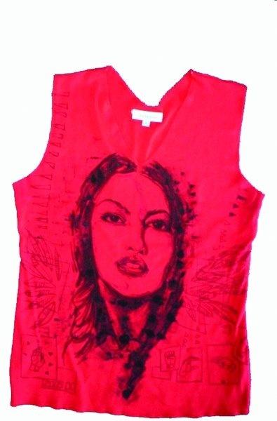 Woman (David Mack) tshirt