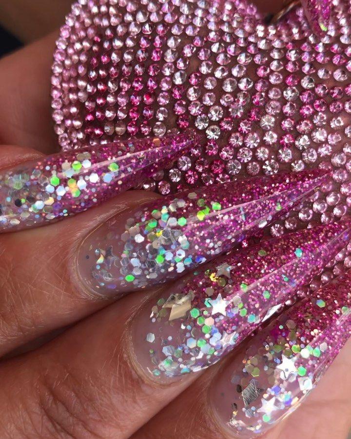 Vegasnails Nevadanails Sinciyunails Nailsaloninvegas Cutenails Pinknails Bluenails Greennails Nudenails Nailar Vegas Nails Swarovski Nails Green Nails