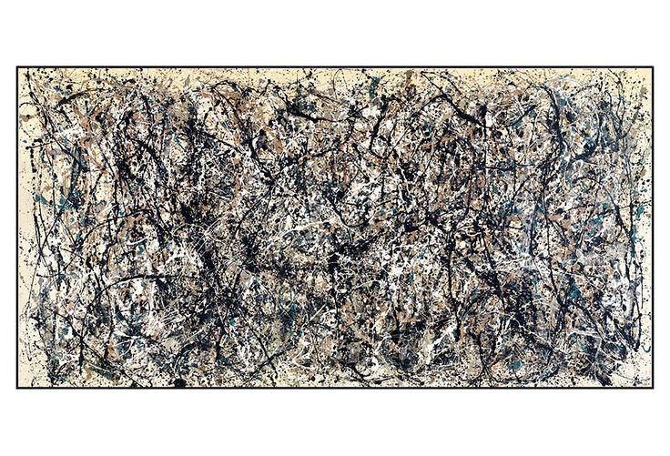 Jackson Pollock, One, Number 31 | Back by Popular Demand | One Kings Lane