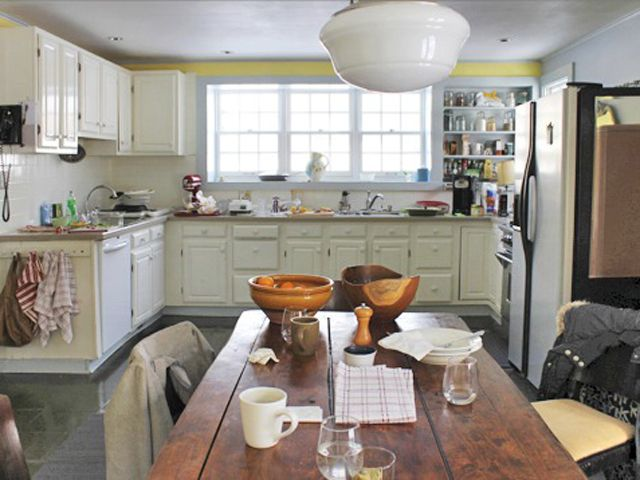 Jersey Ice Cream Company Home Makeover - Farmhouse Decorating Ideas - Country Living