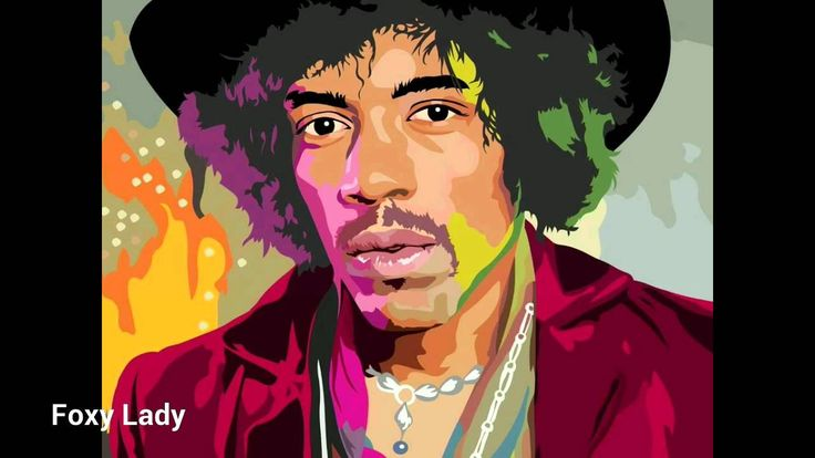 Jimi Hendrix - Foxy Lady 1080p HD