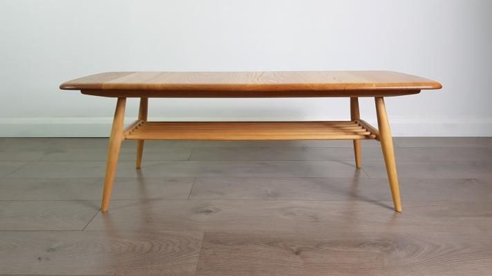 Vintage Coffee Table By Lucian Ercolani For Ercol 1 Coffee Table
