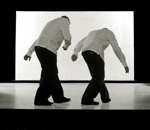"""""""The Quiet Dance""""  by Jonathan #Burrows - Matteo #Fargion. #Dance. VIE Scena Contemporanea #Festival 2006"""