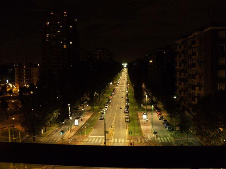 Milan. (October 2012)  Foto by Greta Rauleac