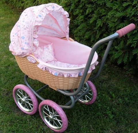 1000 Images About Old Baby And Dolly Prams On Pinterest