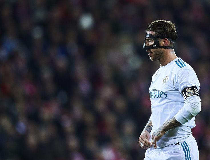 Sergio Ramos sets La Liga red card record