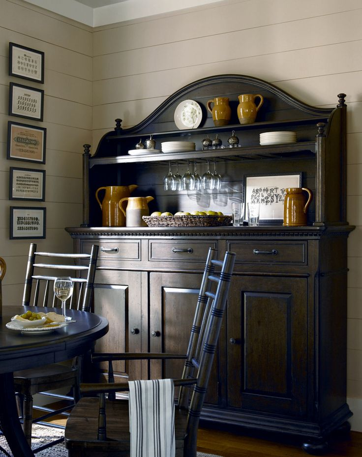 Universal Furniture   Paula Deen   Down Home   Credenza and Hutch in  Molasses available at. 47 best Paula Deen Home   Furnitureland South images on Pinterest