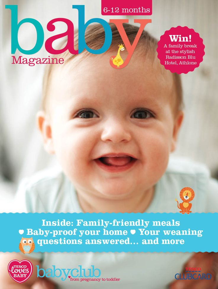 Baby Magazine (6-12 months)