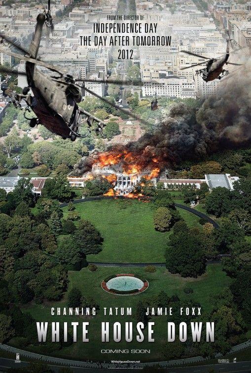 White House Down (2013, teaser)
