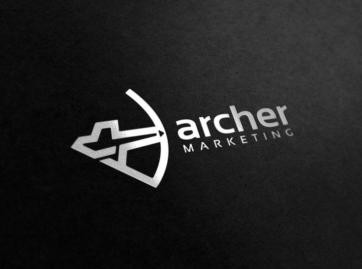 22 best paladin archer concept art images on pinterest archer fonts for logos logo design inspiration logo templates graphic design logos archery logo a well identity logo branding business cards colourmoves