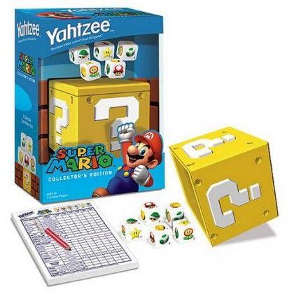 Yatzy Nintendo Super Mario - Beställ nu till ett riktigt bra pris! - Roligaprylar