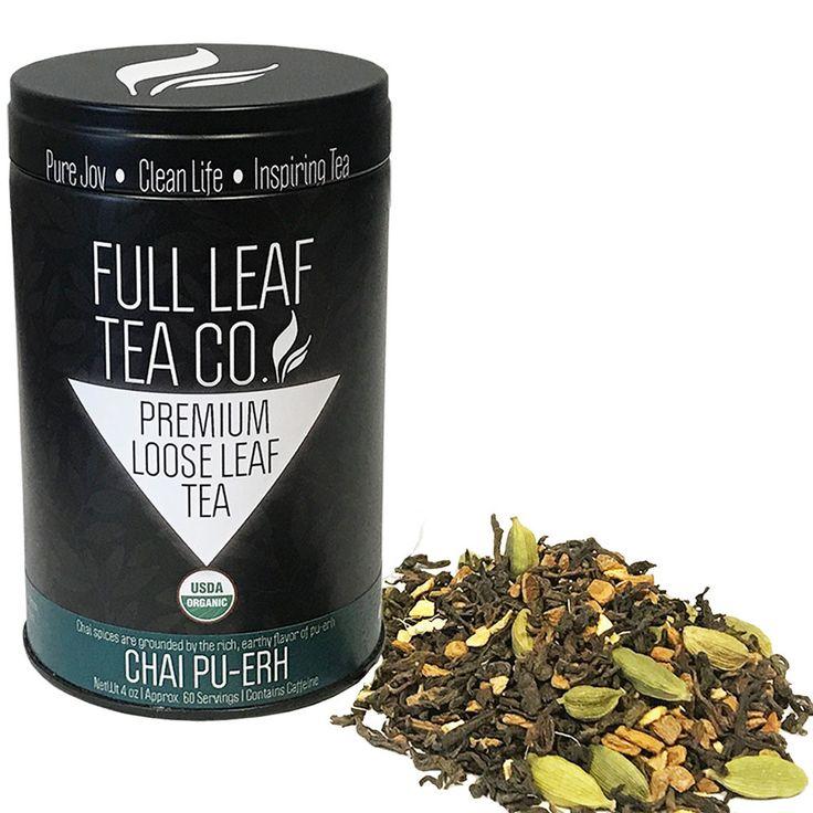 Organic Chai Pu-Erh