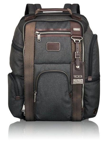 Tumi Alpha Bravo Kingsville Deluxe Backpack