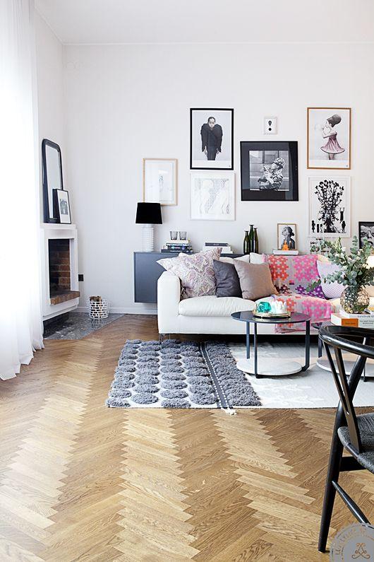 Vardagsrum // Livingroom