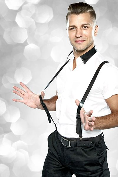 Pasha Kovalev Strictly Come Dancing