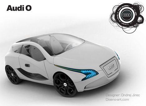 Audi O by Ondrej Jirec » Yanko Design