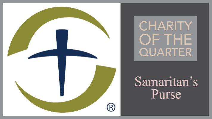 Charity Of The Quarter Samaritan S Purse Rss Colorado