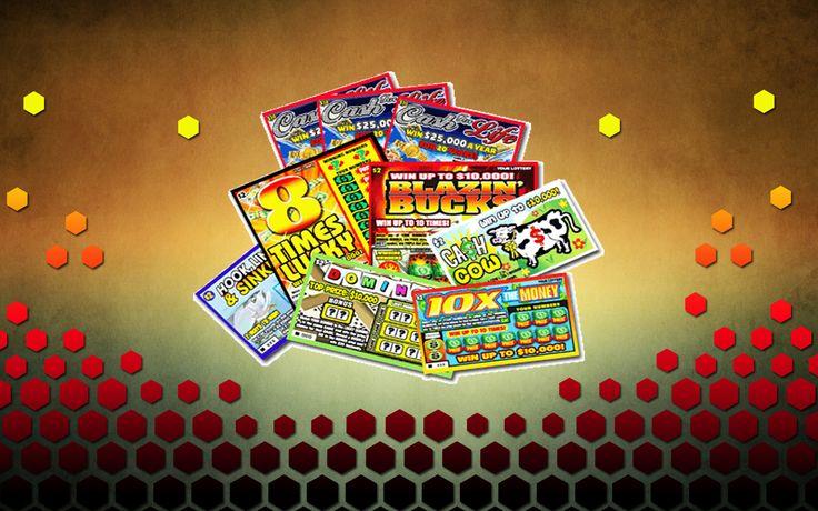 Magst du Rubbellose? Das ist super Chance die #Rubbellose online kostenlos zu spielen! Versuch auch du!