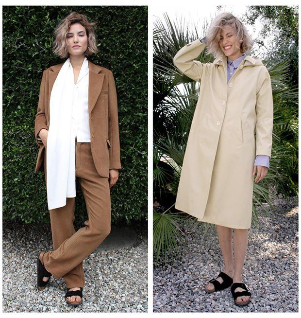 Агнесс Дейн представила первую коллекцию своего бренда TitleA