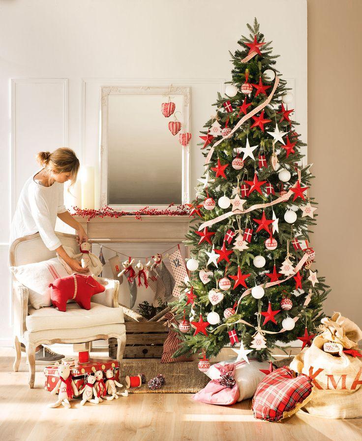 ideas para decorar el rbol de navidad rboles estilos