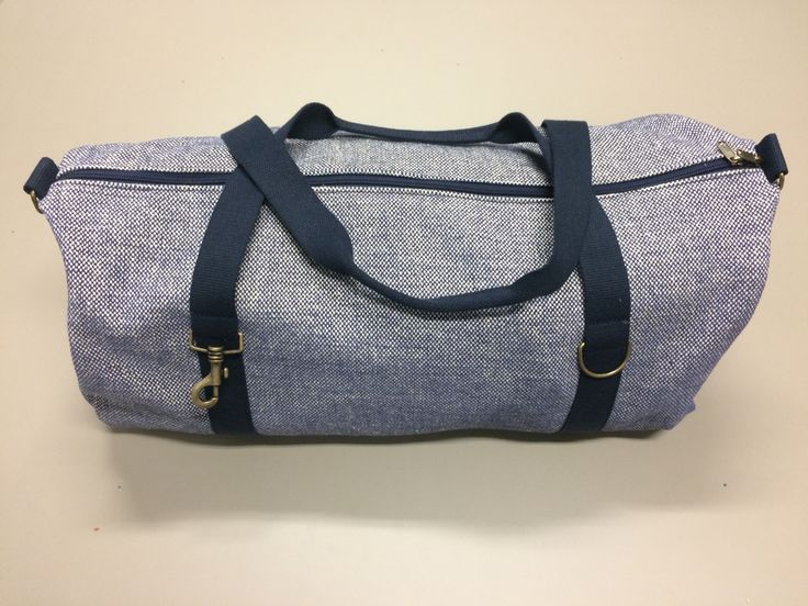 1 - big bag Portofino - L70cm X H45cm - natural cotton
