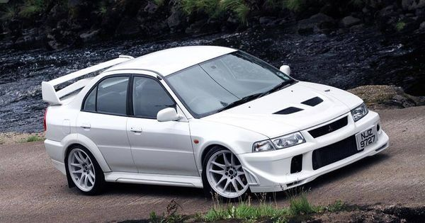 Mitsubishi auto - cool photo