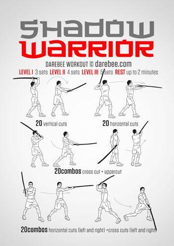 Shadow Warrior Workout