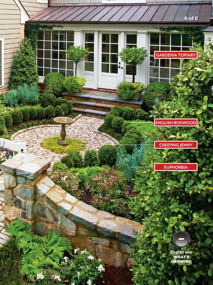 Best 25+ Small Courtyards Ideas On Pinterest