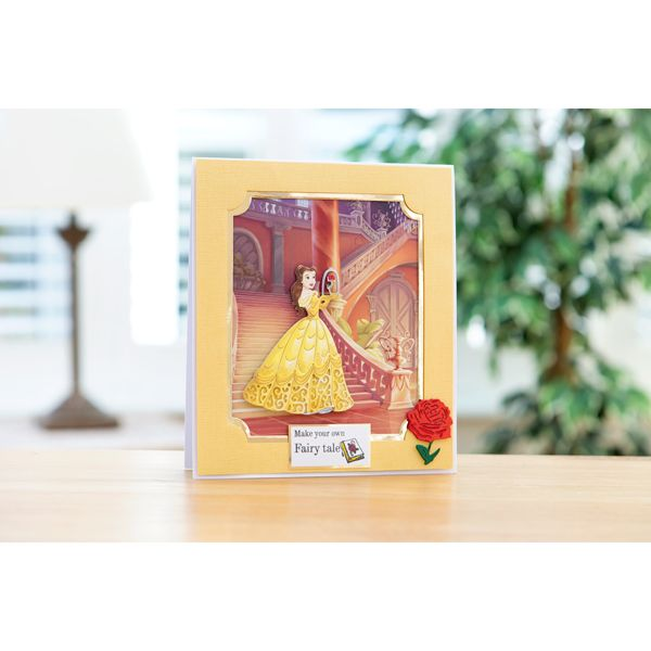 Disney Princess Belle Colourful Creations (384505) | Create and Craft