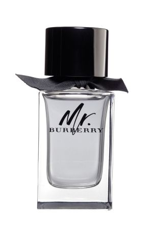 Mr. Burberry men's fragrance is gearing up to launch in April as a needed mate to the My Burberry women's fragrance.
