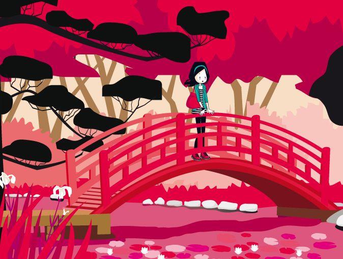 Jardín japonés  www.club-julieta.com