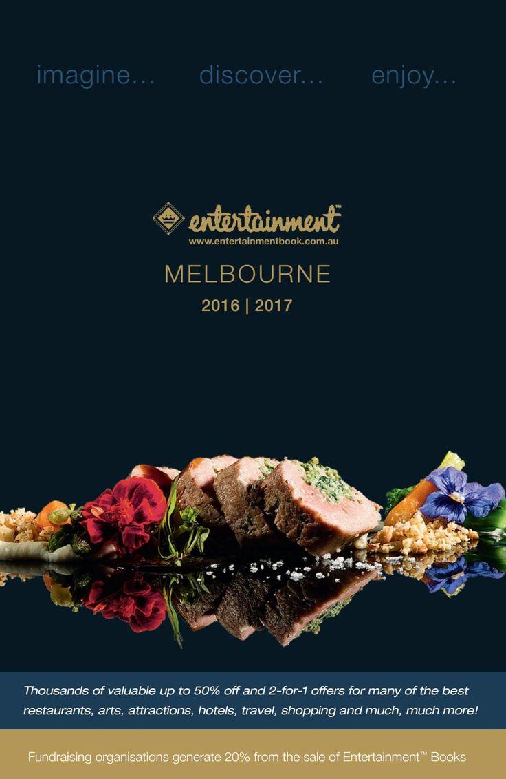Melbourne Entertainment Book 2016 2017
