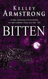 Image result for kelley armstrong bitten book