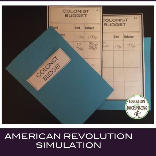Students love learning about the many Acts (taxes) as part of their study of causes of the American Revolution with this set of 3 activities.  So fun...ready to use.