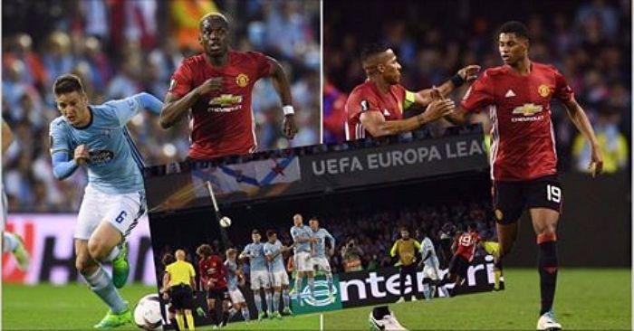 Marcus Rashford leading Man United to Europa League final