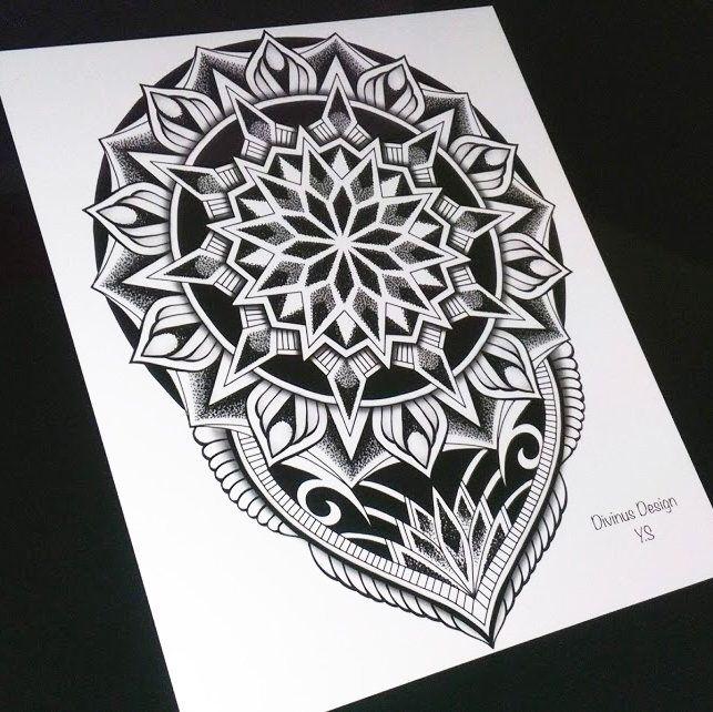Men Shoulder Geometric Tribal Mandala Tattoo Design And Etsy Geometric Tattoos Men Mandala Tattoo Design Tribal Tattoo Designs,How To Burn Designs Into Wood