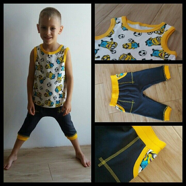 Minion boy set