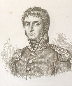 Charles Victoire Emmanuel Leclerc, cognato e primo marito di Paolina. (*Pontoise, 17 marzo 1772 – +Haiti, 2 novembre 1802) . E stato un generale francese.