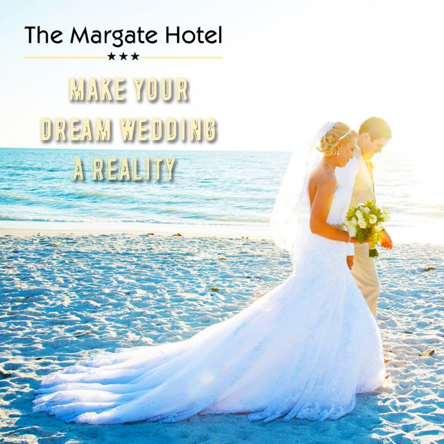 Have your #dreamwedding at @MargateHotelKZN in #Margate #KZNSouthCoast #Wedding For more information please contact us (039) 312-1410