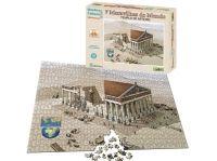Quebra-Cabeça 7 Maravilhas Templo de Artemis Algazarra 1000 Peças