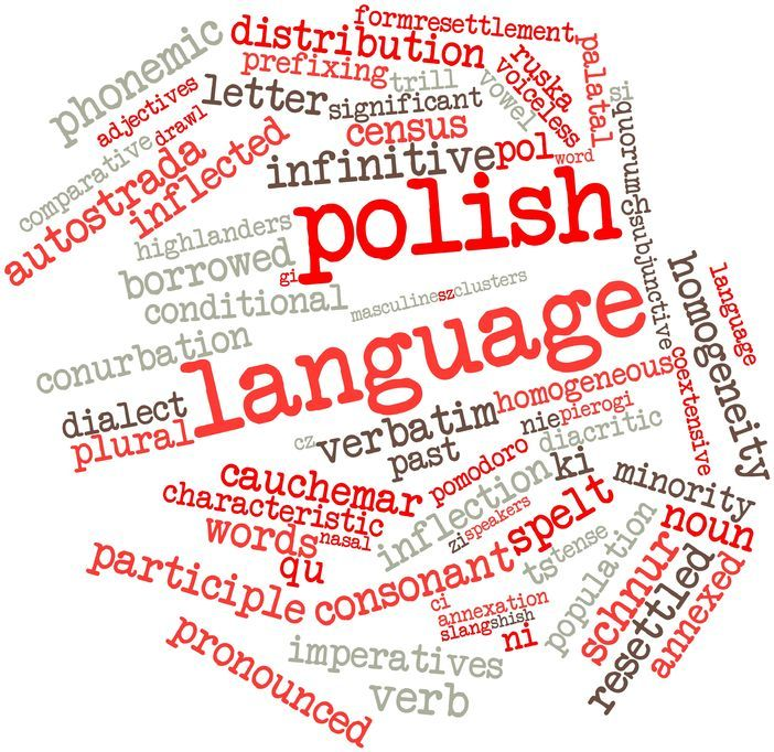 England's second language is ... Polish!