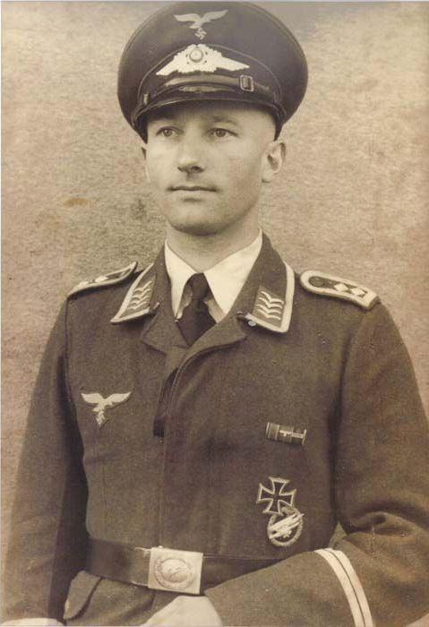 Fallschirmjager Oberfeldwebel