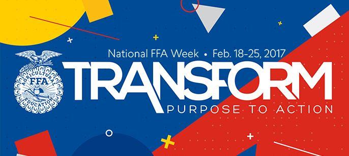 National FFA Week | National FFA Organization