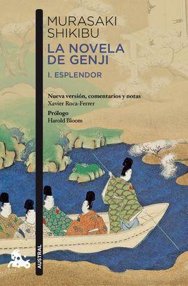 He llegit fins la pàgina 560. el llibre primer i part del segon. Reiteradament Genji s'enamora i festeja les dames que troba en el decurs de la vida, en les diferents etapes. Preciosista de detalls de paisatge, robes, música i natura